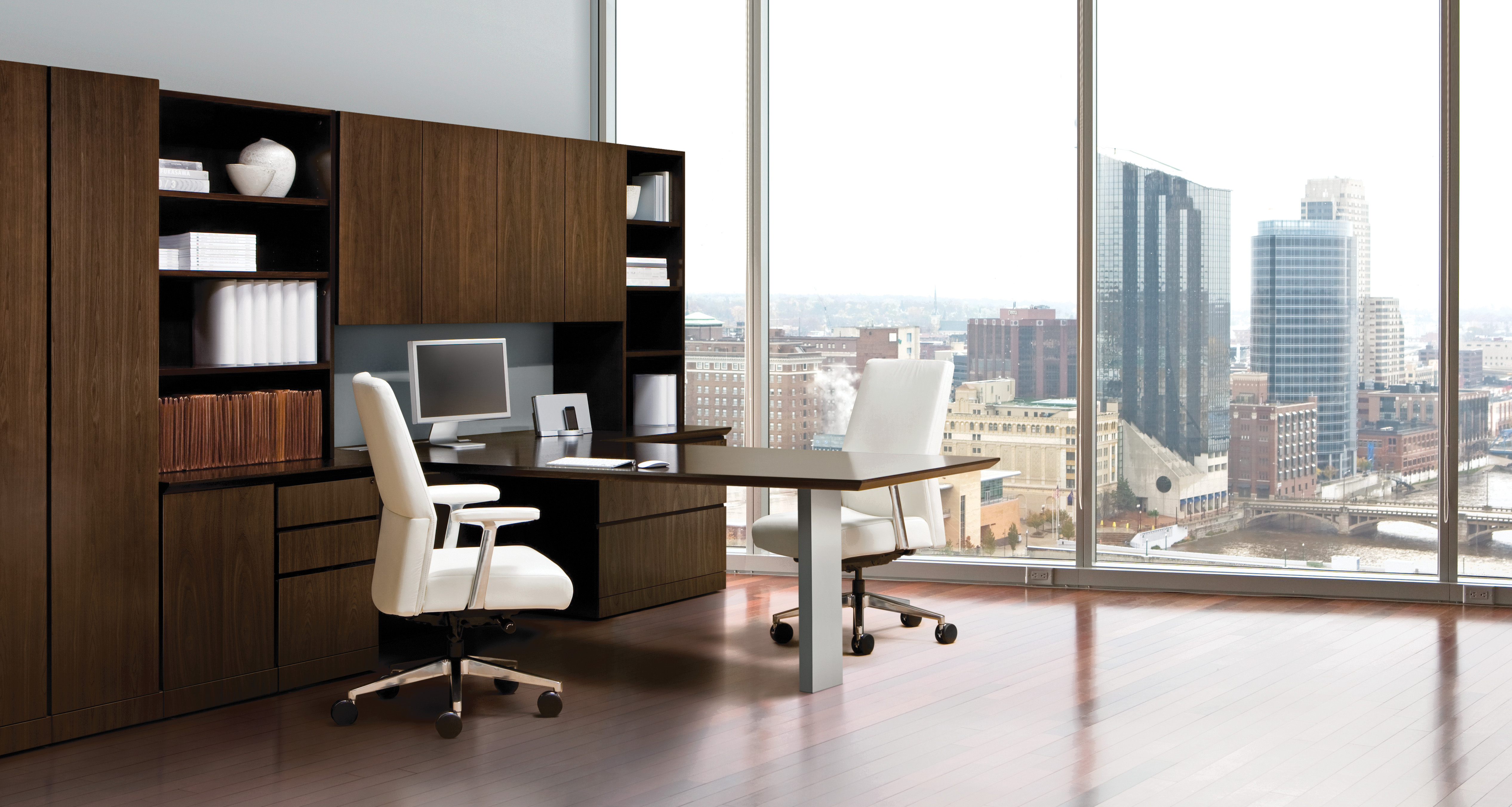 Elective Elements 6 private office with Siento