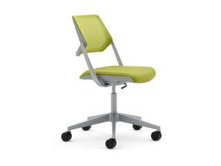 QIVI 5-STAR BASE ARMLESS CHAIR
