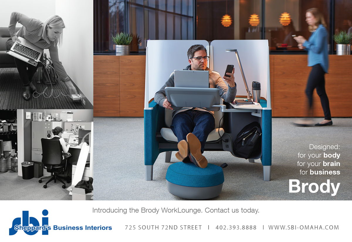 SBI-Sheppard's Business Interiors - Brody Steelcase