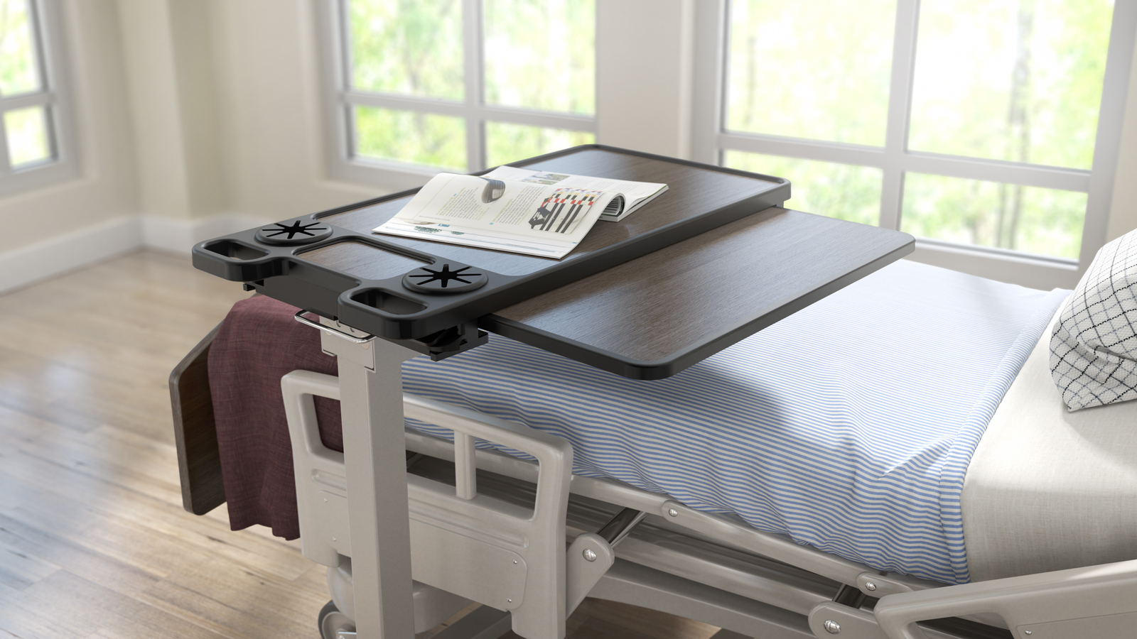 Overbed Tables, by Kimball Health