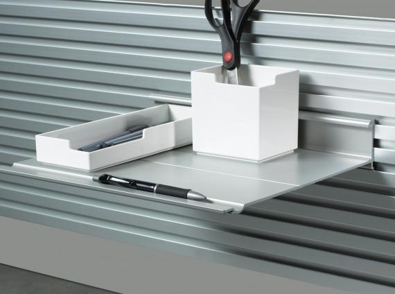 Slatwall + SlatRail – Shelves