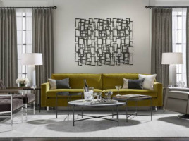 Select Mitchell Gold + Bob Williams products are available through Steelcase dealers