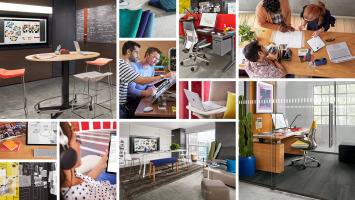 Microsoft and Steelcase introduce Creative Spaces