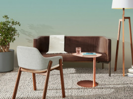 The full Blu Dot product line is available through Steelcase dealers in the U.S. and Canada.