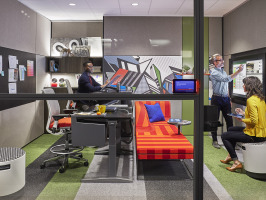 Collaboration spaces for creative work