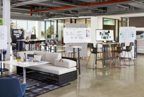 Steelcase Flex Collection Team Neighborhood