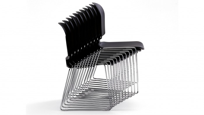 Max Stacker II guest chair by Steelcase