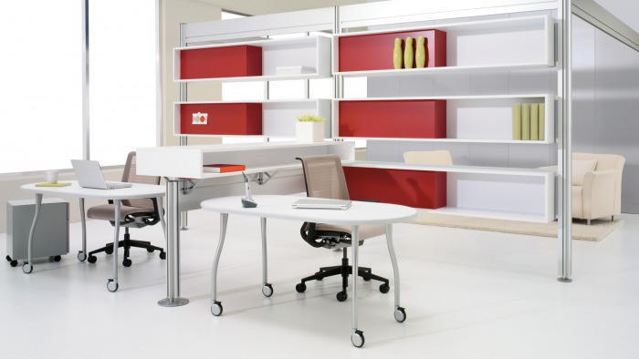 Post and Beam by Steelcase