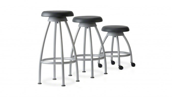 Verge stool by Steelcase