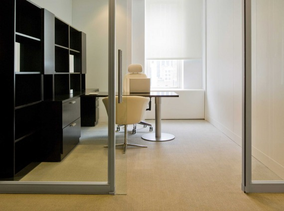 Walden Private Office - NeoCon 2009