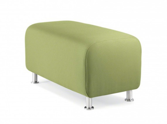 Alight Ottomans by Steelcase