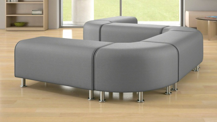 Alight Ottoman by turnstone a Steelcase brand