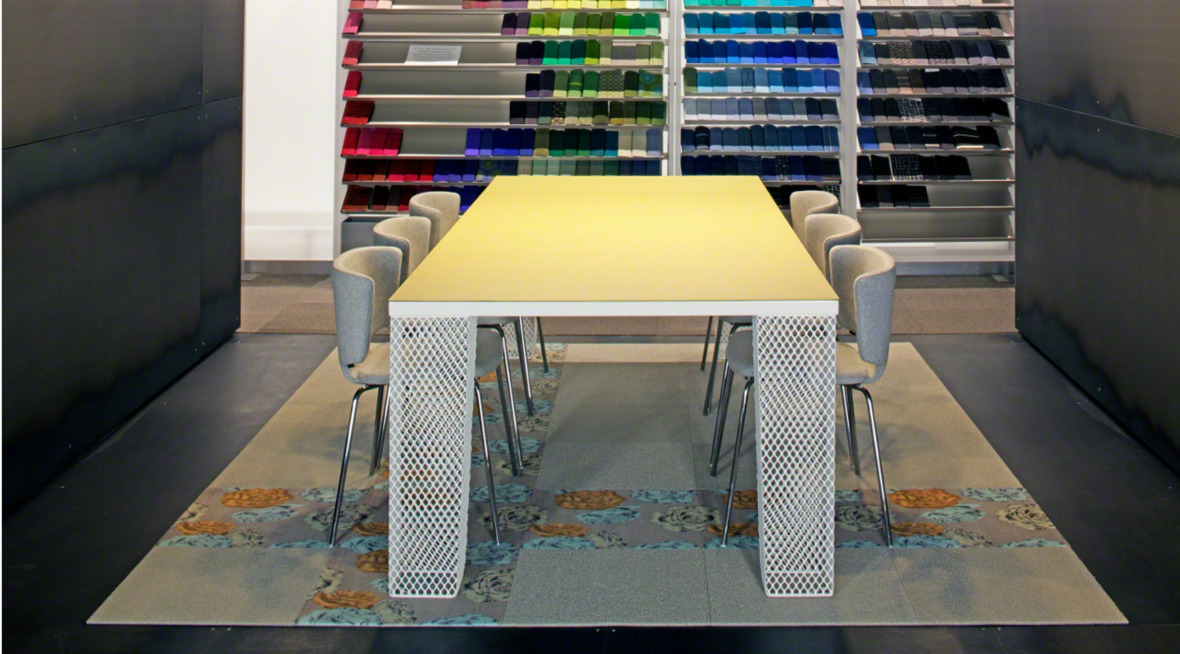 Emu Ivy Tables by Coalesse