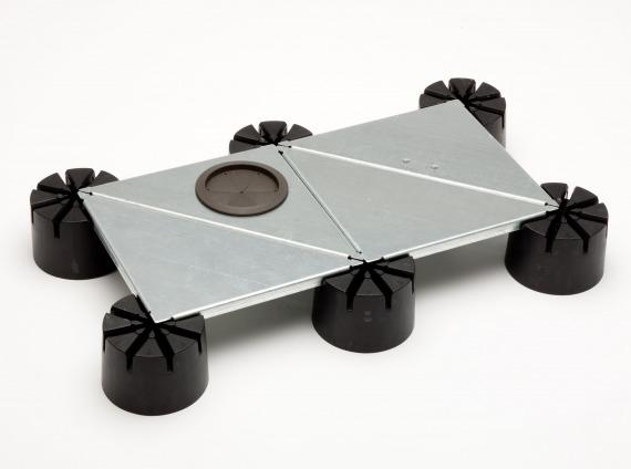 Low-Profile Floor by Steelcase