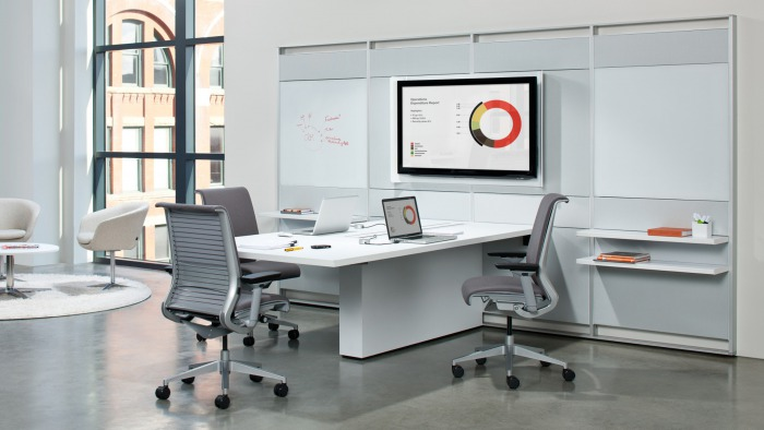 FlexFrame by Steelcase