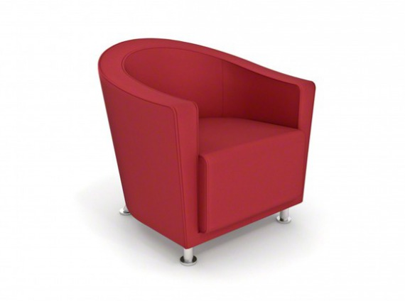 Jenny Lounge Chair by Steelcase