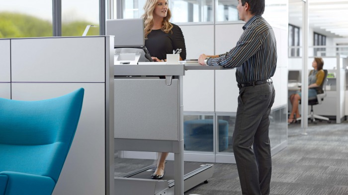 Walkstation by Steelcase