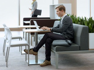 Regard Lounge Seating by Steelcase