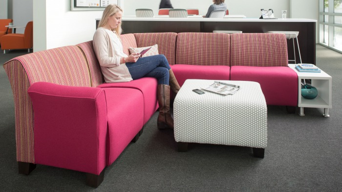 Jenny Lounge Seating by Steelcase