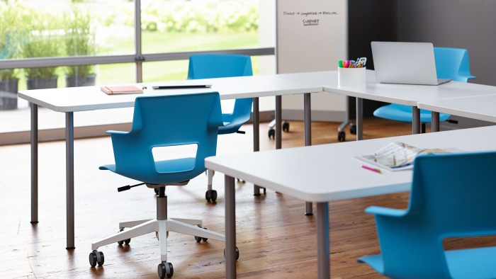 Simple Tables by turnstone a Steelcase brand