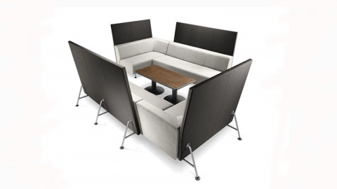 Bix Lounge System by Coalesse