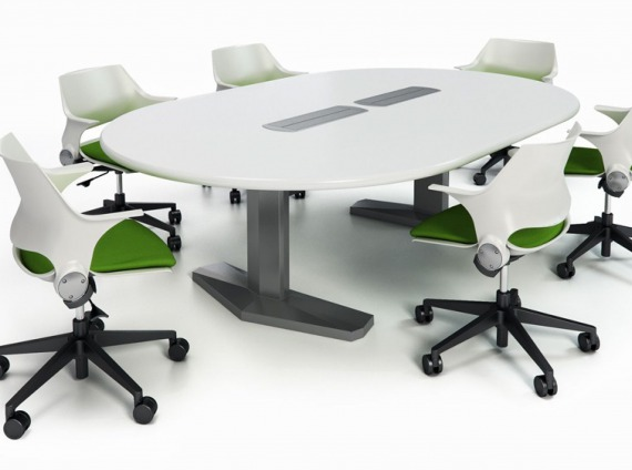 E-Table 2 by Steelcase