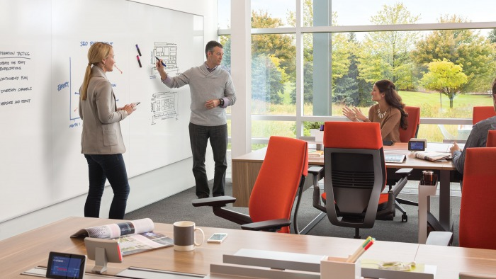 Edge Series by Steelcase