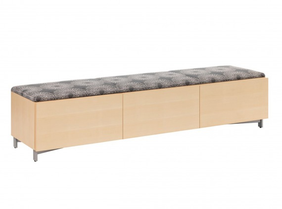 Exponents Benches by Coalesse