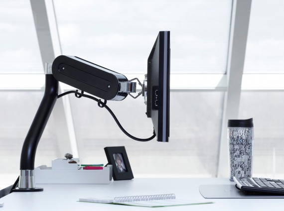 FYI monitor holder