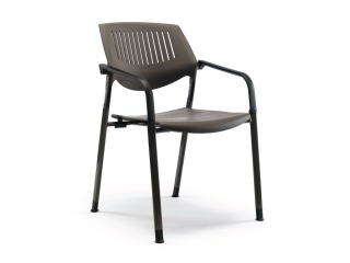 Kart Stacking Chair by Steelcase