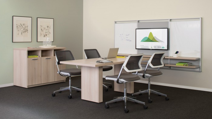 Payback Tables by Steelcase