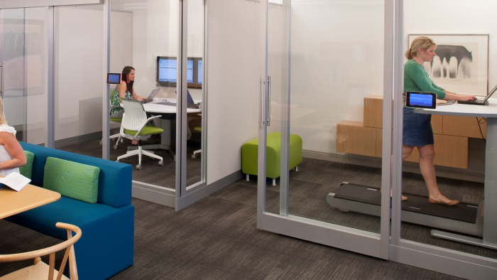 Privacy Wall by Steelcase