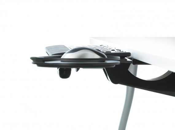 Keyboard Platforms + Mechanisms by Steelcase