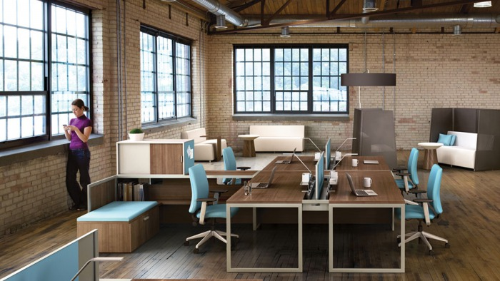 Tour Workspace by turnstone a Steelcase brand