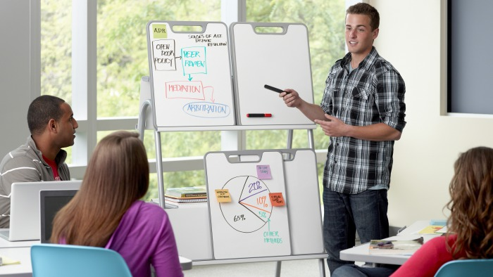 Verb Whiteboard by Steelcase
