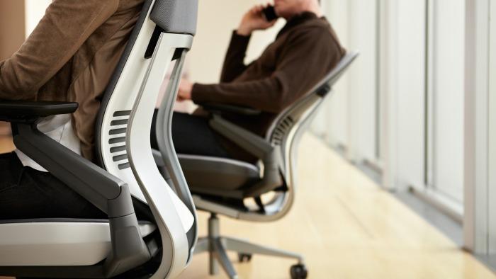Gesture Chair by Steelcase