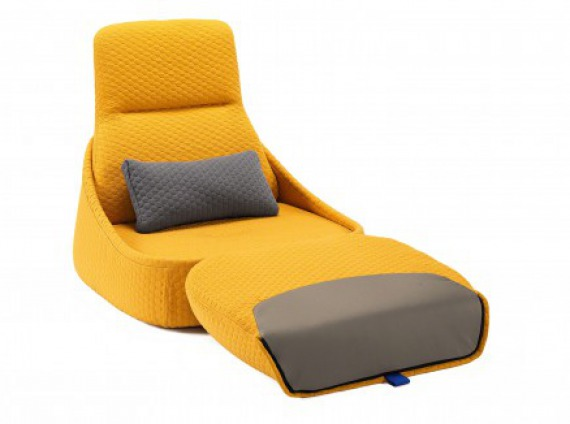 Hosu Lounge Seating by Coalesse
