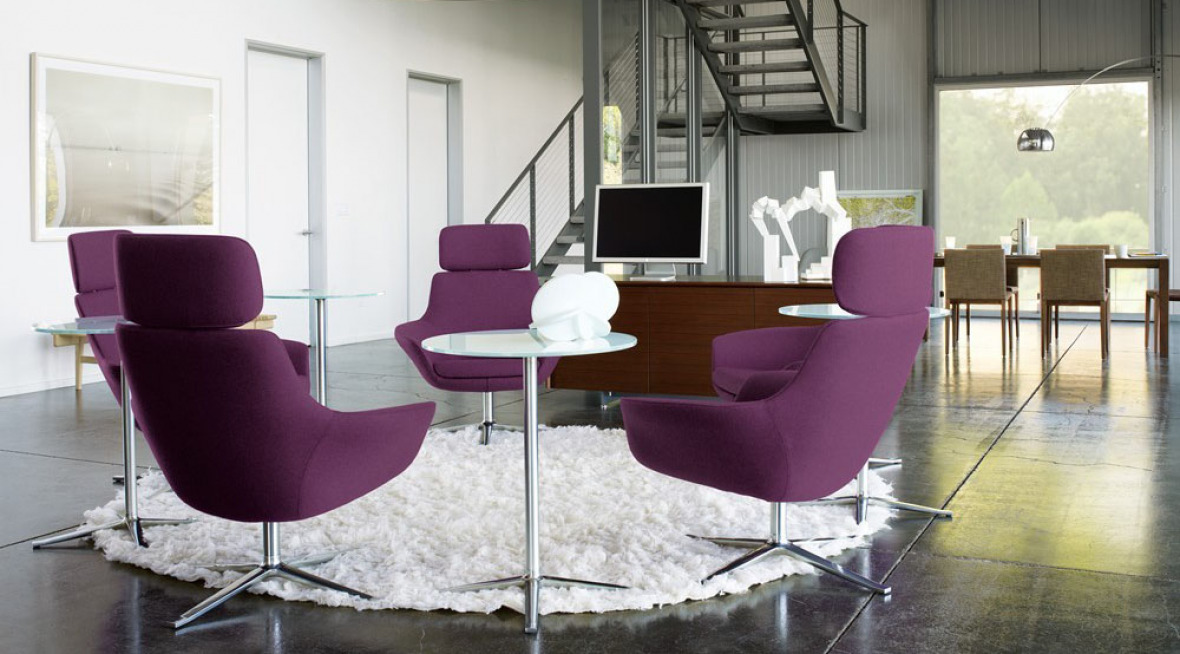 Bob Seating by Coalesse