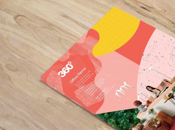 Steelcase 360 Magazine - Office Remix