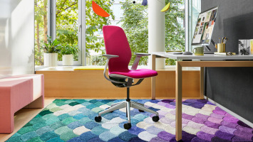 SILQ office chair by Steelcase