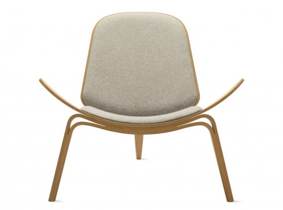 CH07 Shell Chair by Steelcase