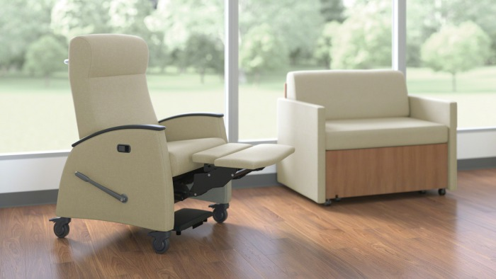 Mitra Sleeper by Steelcase