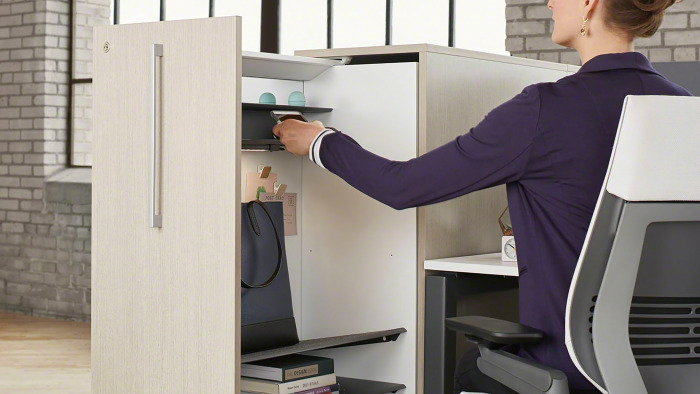 High Density Storage by Steelcase