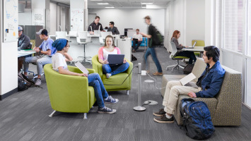 Education solutions by Steelcase