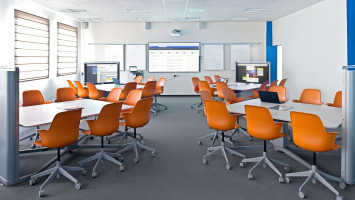 Learning Spaces & Classrooms