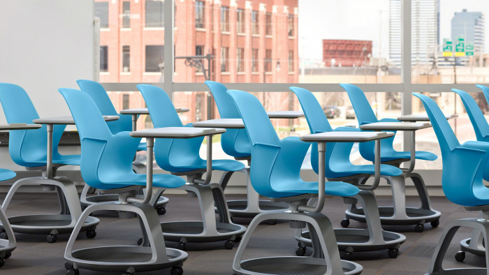 Learning Spaces – Classrooms by Steelcase