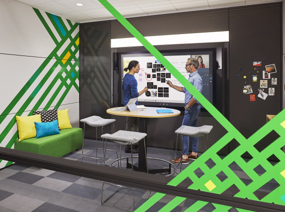 Creative Spaces by Steelcase