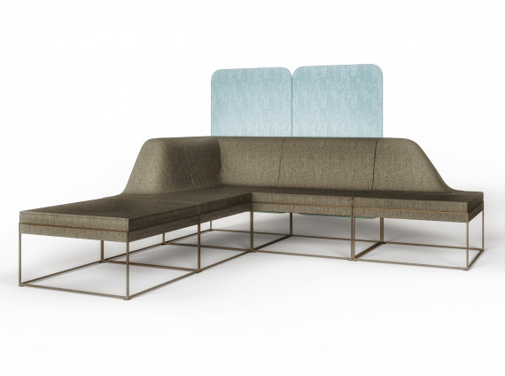 Umami Lounge System by Steelcase
