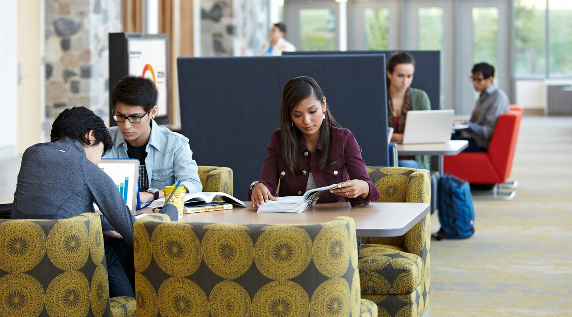 The Library Transforms to Learning Commons