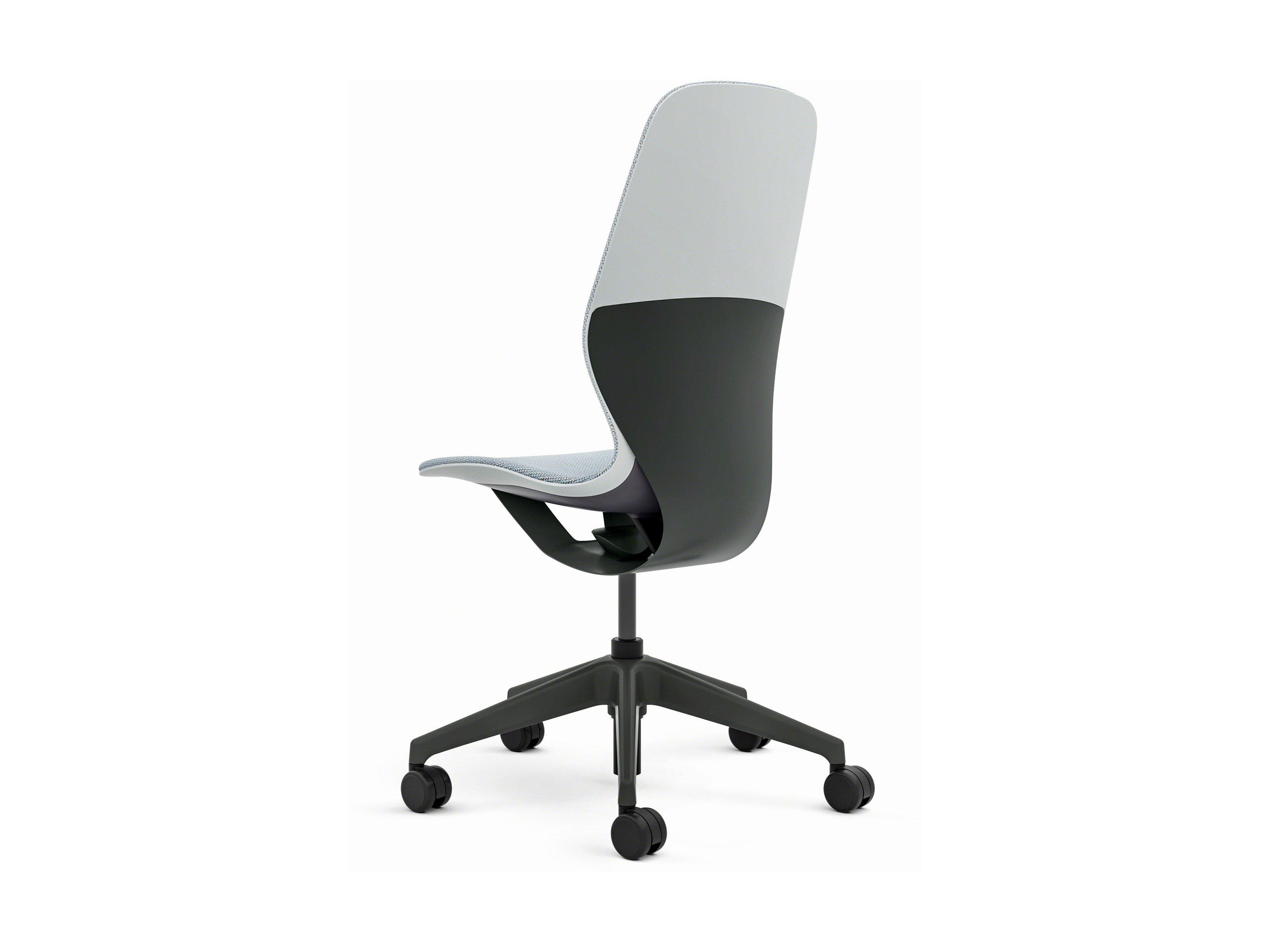 SILQ Armless Chair by Steelcase